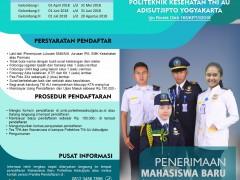 Brosur 1 Polteknik Kesehatan TNI AU Adisutjipto