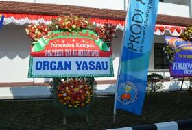 Peresmian Poltekkes TNI AU Adisutjipto Yogyakarta