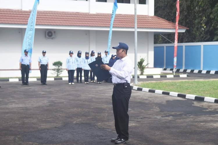 PERDANA, POLTEKKES TNI AU ADISUTJIPTO YOGYAKARTA MENGADAKAN PEMBUKAAN PENDIDIKAN BARU (BUKADIK) TAHUN AJARAN 2018/2019