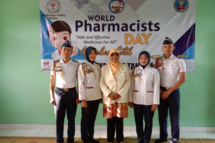 Kegiatan Pengabdian Kepada Masyarakat oleh Poltekkes TNI AU Adisutjipto Bersama IAI Bantul